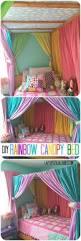 Rainbow Bedroom Decor Best 25 Princess Canopy Bed Ideas On Pinterest Cute Girls