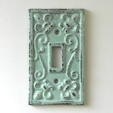 best shabby chic light switch plate products on wanelo