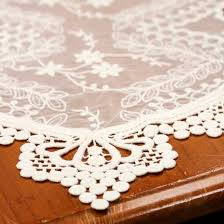 ivory lace table runner vintage inspired ivory lace table runner table covers and runners