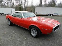 1968 Firebird Interior Buy Used 1968 Pontiac Firebird 400 6 6l Red White Interior