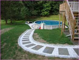 Backyard Above Ground Pool Ideas Small Backyard Above Ground Pool Ideas Small Backyard