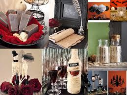 Elegant Halloween Wedding Ideas by Inspired By Halloween Wedding101 Blog
