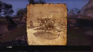 Eastmarch Ce Treasure Map Teso Reaper U0027s March Ce Treasure Map Youtube
