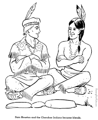 native american coloring pages children 22520