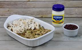 thanksgiving leftover turkey casserole recipe growing up bilingual