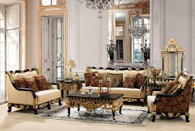 fine looking traditional living room furniture design