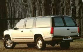 1995 Suburban Interior Used 1995 Chevrolet Suburban For Sale Pricing U0026 Features Edmunds