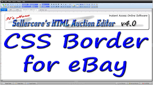 make more money on ebay with better templates centered css