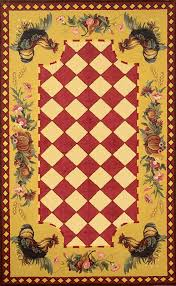 Yellow Area Rug 5x7 Rooster Area Rugs Cievi U2013 Home