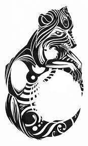 image result for wolf howling meaning tattoos