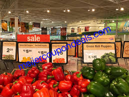 free green peppers
