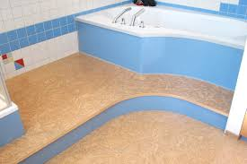 cork flooring in bathroom how to install pros and cons