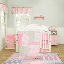 Area Rug Size by Little Elephants Grey U0026 Pink Patchwork Plush Fuzzy Area Rug