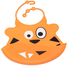 halloween bib silicone baby bibs