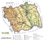 Judetul Bacau - Harta Romaniei