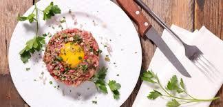 tartare cuisine grass fed steak tartare paleoista