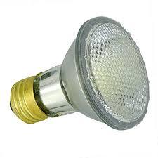 bulk 39 watt par 20 flood 120volt halogen light bulb energy saver