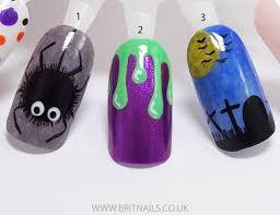 18 halloween nail art ideas brit nails bloglovin u0027
