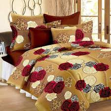 Bed Sheet Set Fancy Cotton Bed Sheet Set At Rs 450 Set Cotton Bed Sheet Id
