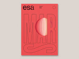 a design clever brand identity for european space agency