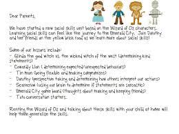Example Of Thanksgiving Speech Yellow Brick Road Social Skills Speech Room News
