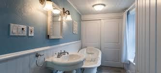 Large Pedestal Sinks Bathroom How To Fit A Bathroom Pedestal Sink Doityourself Com