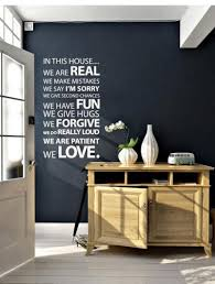 Chambre Mur Et Noir Black Attitude Osez La Peinture Noir Sur Vos Murs S Home
