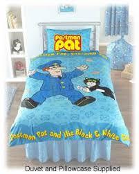 Postman Pat Duvet Postman Pat Jess Toy