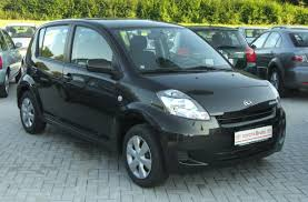 daihatsu sirion limited technical details history photos on