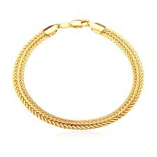 new arrival fashion style gold plated alloy snake shape gold plated bracelet fashion rock style chain bracelet buycoolprice