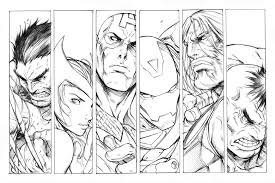 avengers coloring pages to print az coloring pages with avengers