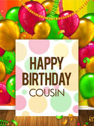 cousin birthday card 55 best birthday cards for cousin images on