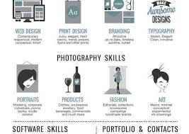 Example Of Creative Resume by Examples Of Creative Graphic Design Resumes Graphic Design Student