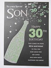 birthday card u0027for a special daughter in law on your 30th