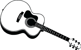 large guitar coloring page guitar coloring pages guitar coloring page large size of guitar