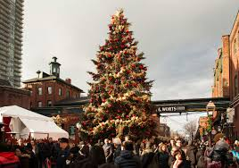 toronto christmas market rediscover the magic u0026 romance of christmas