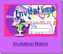 create invitations create invitation cards via kidscom online invitation maker