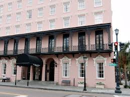 mills house charleston that time i stayed in a haunted charleston hotel about a