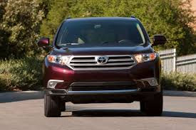 toyota highlander 2012 used 2012 toyota highlander overview cars com