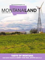 Montana Ranches For Sale Otter Buttes Ranch by Montana Land Magazine March April 2016 By Billings Gazette Issuu