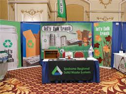 table banners and signs trade show back drop banner table skirt design ideas pinterest