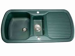 leisure kitchen sink spares leisure consort green 1 5 bowl caravan sink and waste kit