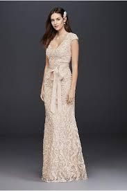 wedding evening dresses lace wedding dresses gowns david s bridal