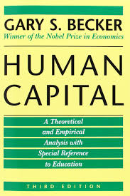 analysis thesis statement examples an interview with lance taylor on inequality public seminar book cover of human capital by gary becker A university of chicago press amazon