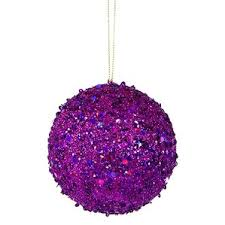 Glitter Christmas Ball Ornaments by Christmas Ball Ornaments You U0027ll Love Wayfair