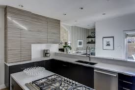 Two Tone Kitchen by Fun With Two Tone Kitchens Kitchen Design Concepts