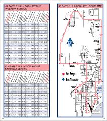 Seatac Map Jefferson Transit 3 Castle Hill Connector Route Schedule
