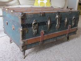 Vintage Trunk Coffee Table Industrial Trunk Coffee Table With Storage Tables Melbourne Lif
