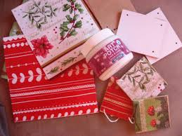 christmas decorations u2013 paper napkin decoupage u2013 ciaokarmela