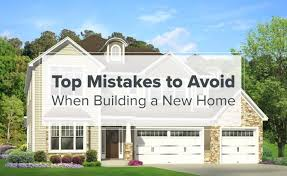 build or remodel your own house construction bids too high top 10 mistakes to avoid when building a new home sk builders